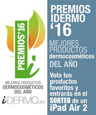 Premios iDermo 2016