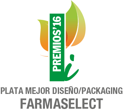 2016 - Diseño y Packaging Farmaselect - Plata