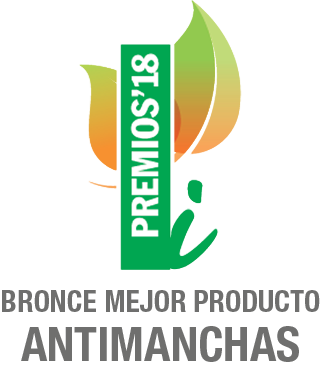 2018 - Antimanchas - Bronce