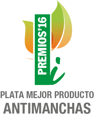 Plata Mejor Producto Antimanchas 2016