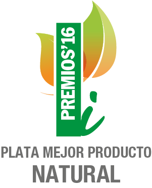 Plata Mejor Producto Natural 2016