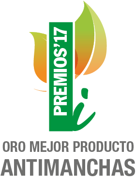 Oro Mejor Producto Antimanchas 2017