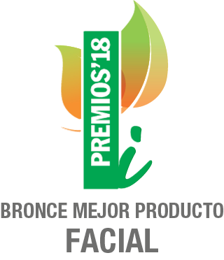 Bronce Mejor Producto Facial 2018