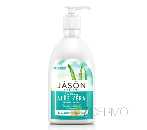 GEL DE MANOS ALOE VERA 473 ML