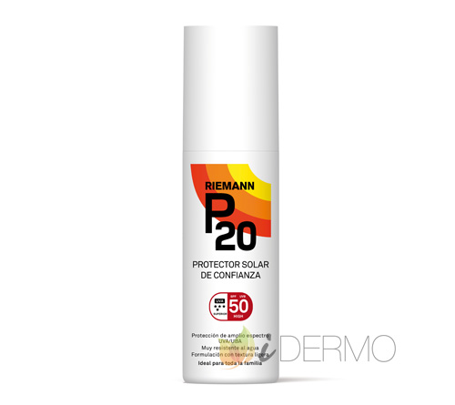 P20 SPRAY FPS50