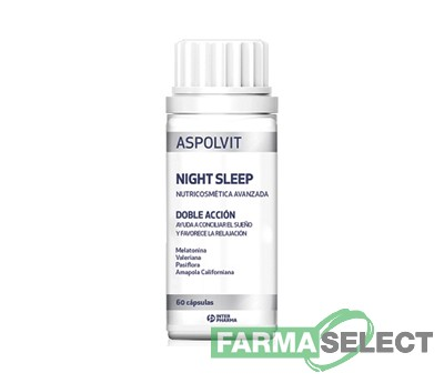 ASPOLVIT NIGHT SLEEP