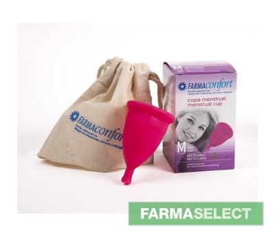 Copa Menstrual Farmaconfort Talla M