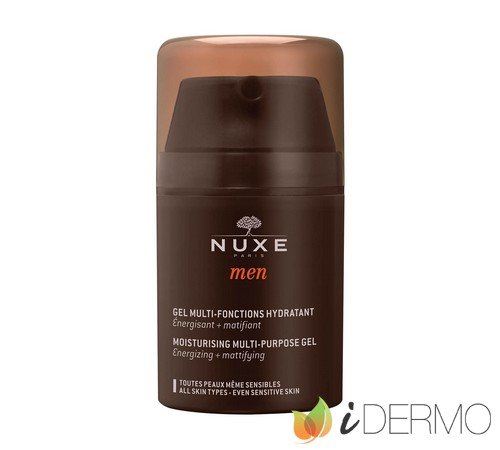 NUXE MEN GEL MULTIFUNCIONES HIDRATANTE