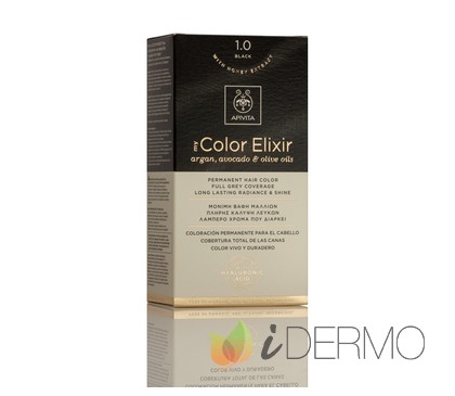COLORACIÓN - MY COLOR ELIXIR N. 1.0