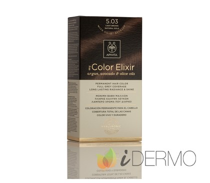COLORACIÓN - MY COLOR ELIXIR N. 5.03