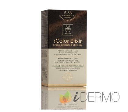 COLORACIÓN - MY COLOR ELIXIR N. 6.35