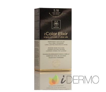 COLORACIÓN - MY COLOR ELIXIR N. 5.18