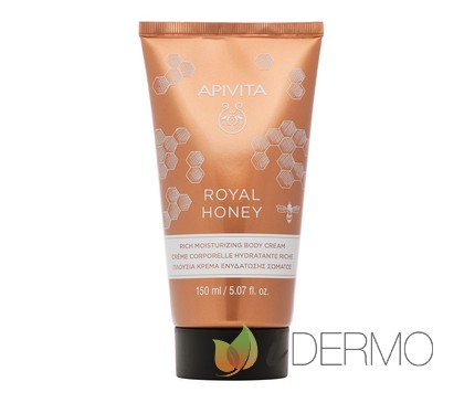 LECHE CORPORAL ROYAL HONEY CON MIEL