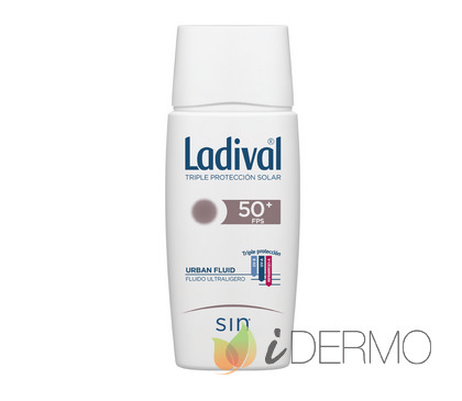 LADIVAL URBAN FLUID FPS50+