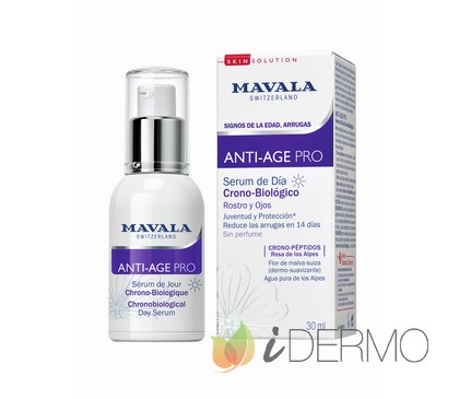 ANTI-AGE PRO SERUM DE DÍA CRONO-BIOLOGICO 30ML