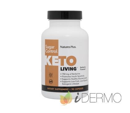 KETO LIVING SUGAR CONTROL
