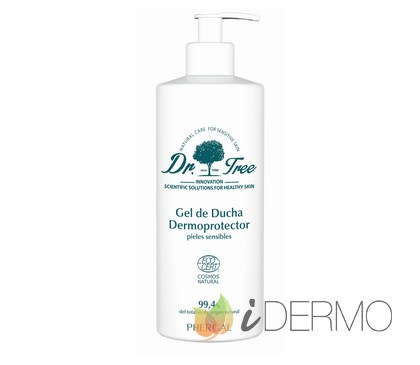 GEL DUCHA ECO PIELES SENSIBLES