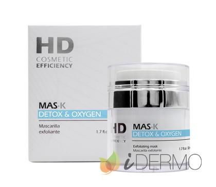 HD MASK DETOX & OXYGEN