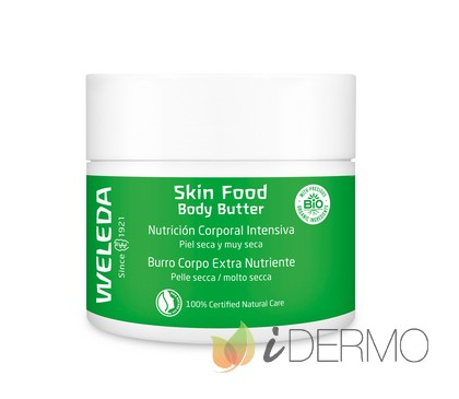 SKIN FOOD BODY BUTTER - NUTRICIÓN CORPORAL INTENSIVA