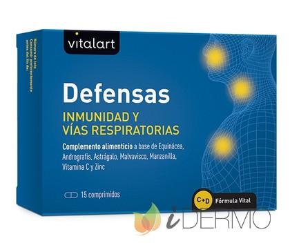 VITALART DEFENSAS INMUNIDAD VÍAS RESPIRATORIAS