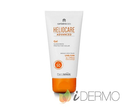 HELIOCARE ADVANCED GEL SPF 50 (50ML/200ML)
