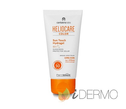 HELIOCARE COLOR TOQUE DE SOL SPF 50