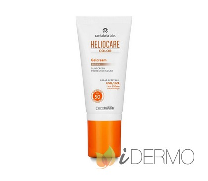 HELIOCARE COLOR GELCREAM SPF 50 (LIGHT / BROWN)