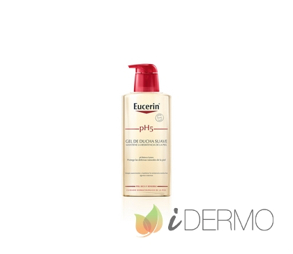 EUCERIN SOFT SHOWER PH5