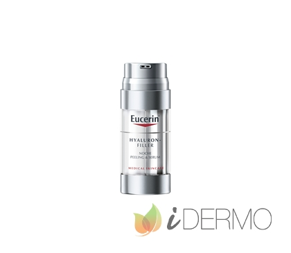 HYALURON-FILLER PEELING AND SERUM
