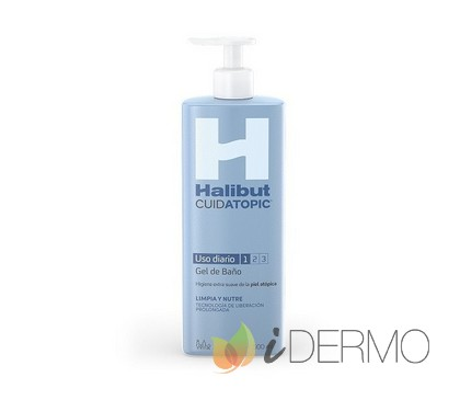 HALIBUT CUIDATOPIC GEL DE BAÑO