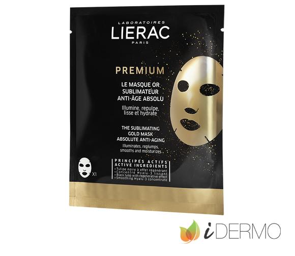 PREMIUM MASCARILLA GOLD