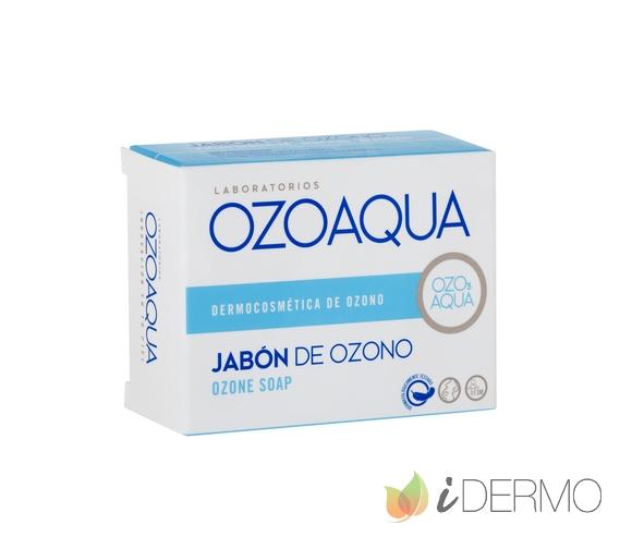 JABÓN DE ACEITE OZONIZADO OZOAQUA