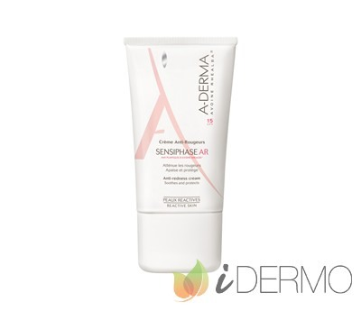 SENSIPHASE AR CREMA ANTI-ROJECES