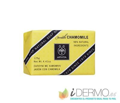 MINI NATURAL SOAP CON CAMOMILA