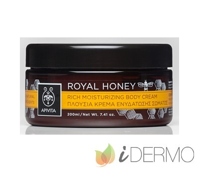 ROYAL HONEY CREMA CORPORAL