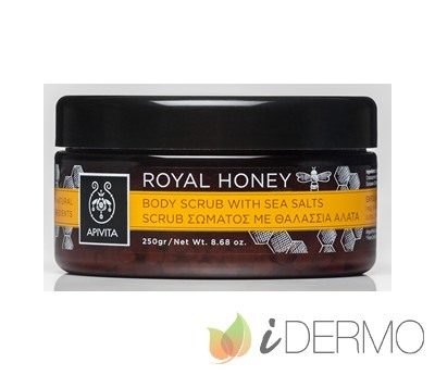 ROYAL HONEY EXFOLIANTE CORPORAL
