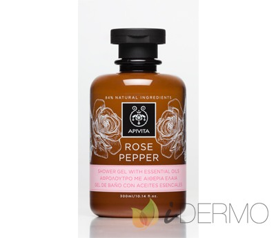 ROSE PEPPER GEL DE DUCHA