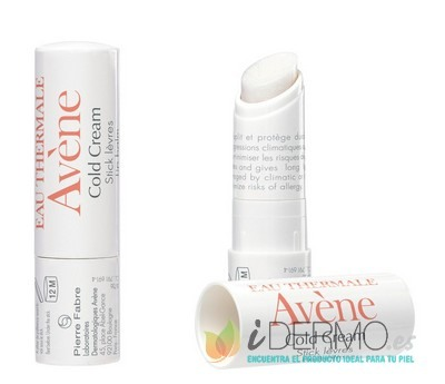 STICK LABIAL AL COLD CREAM SEQUEDAD MODERADA