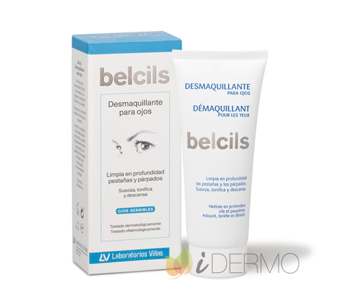 BELCILS DESMAQUILLANTE PARA OJOS