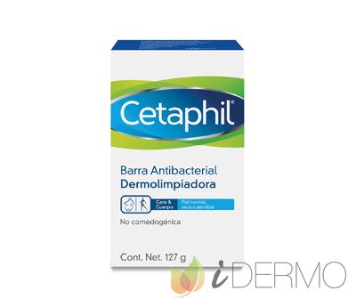 CETAPHIL BARRA ANTIBACTERIAL DERMOLIMPIADORA 127 GR