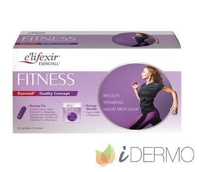 ELIFEXIR® ESENCIALL FITNESS