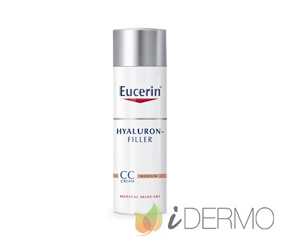 HYALURON-FILLER CC CREAM TONO MEDIO