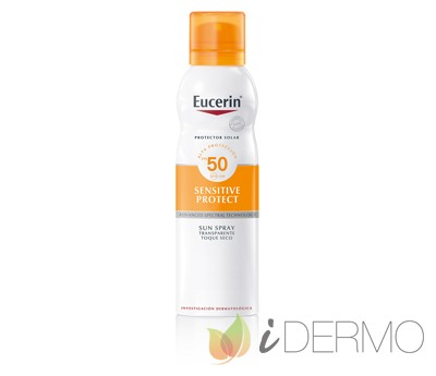EUCERIN SUN SPRAY TOQUE SECO