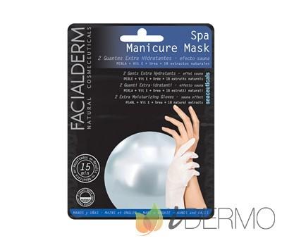 GUANTES EXTRA HIDRATANTES MANOS Y UÑAS - Spa Manicure Mask