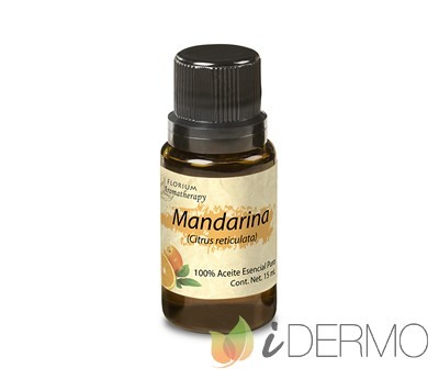 MANDARINA - Aceite Esencial 100% puro