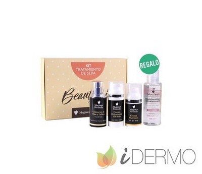 BEAUTY KIT - TRATAMIENTO DE SEDA
