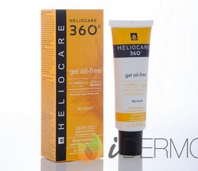 HELIOCARE 360° OIL-FREE SPF 50