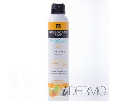 HELIOCARE ® 360º Pediatrics transparent Spray SPF 50+