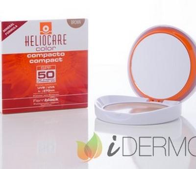 HELIOCARE COLOR COMPACTO MINERAL SPF50