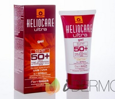 HELIOCARE ULTRA 50+ GEL SPF 50+